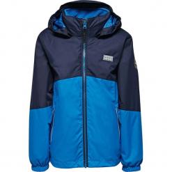 Kurtka 3w1 w kolorze niebieskim. Niebieskie kurtki i płaszcze dla chłopców Lego Wear Snow. W wyprzedaży za 272.95 zł.
