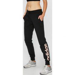 Adidas Performance - Spodnie. Szare spodnie sportowe damskie adidas Performance. W wyprzedaży za 179.90 zł.