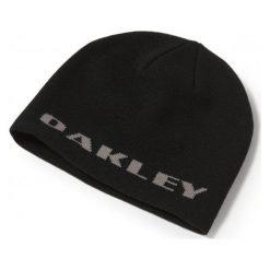 Oakley Czapka Męska Rockslide Beanie Blackout. Brązowe czapki i kapelusze męskie Oakley. W wyprzedaży za 55.00 zł.