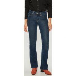 Levi's - Jeansy 715. Czarne jeansy damskie Levi's. Za 369.90 zł.
