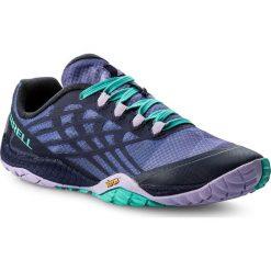 Buty MERRELL - Trail Glove 4 J12670 Very Grape/Astral. Fioletowe obuwie sportowe damskie Merrell, z materiału. W wyprzedaży za 259.00 zł.