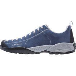 Scarpa MOJITO Obuwie hikingowe dress blue. Buty sportowe męskie Scarpa, z gumy, outdoorowe. Za 549.00 zł.