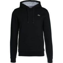 Lacoste Sport HOODY SH2128 Bluza z kapturem noir/argent chine. Bluzy męskie Lacoste Sport, z bawełny. Za 429.00 zł.