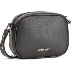 Torebka JENNY FAIRY - TD12641024 Czarny. Czarne torebki do ręki damskie Jenny Fairy, ze skóry ekologicznej. Za 69.99 zł.