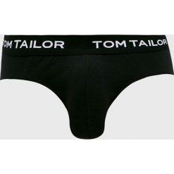 Tom Tailor Denim - Slipy (3-pack). Szare slipki męskie Tom Tailor Denim, z bawełny. Za 129.90 zł.