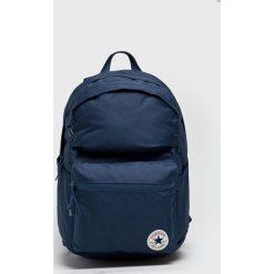 Converse - Plecak. Niebieskie plecaki damskie Converse, z materiału. Za 219.90 zł.