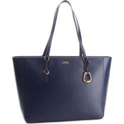 Torebka LAUREN RALPH LAUREN - Bennington 431687507003 Navy. Niebieskie torebki do ręki damskie Lauren Ralph Lauren, ze skóry. Za 1,089.90 zł.