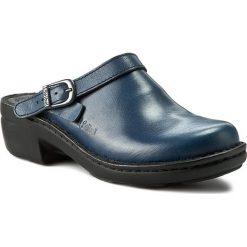 Klapki JOSEF SEIBEL - Betsy 95920 23 540 Abisso. Niebieskie klapki damskie Josef Seibel, z materiału. Za 229.00 zł.
