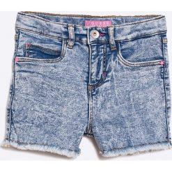 Guess Jeans - Szorty dziecięce 118-166 cm. Szorty damskie Guess Jeans, z bawełny, casualowe. W wyprzedaży za 119.90 zł.