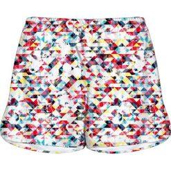 Colour Pleasure Spodenki damskie CP-020 16  biało-czerwone r. XL-XXL. Spodnie dresowe damskie marki bonprix. Za 72.34 zł.