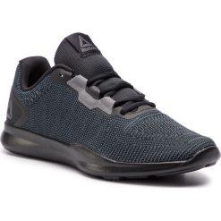 Buty Reebok - Sprint Tr II CN6171 Black/True Grey. Czarne buty sportowe męskie Reebok, z materiału. Za 329.00 zł.