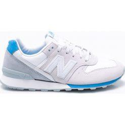 New Balance - Buty WR996STH. Szare obuwie sportowe damskie New Balance, z materiału. W wyprzedaży za 269.90 zł.
