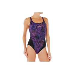 Strój jednoczęściowy pływacki Kamiye Leo damski. Czarne kostiumy jednoczęściowe damskie NABAIJI. W wyprzedaży za 49.99 zł.
