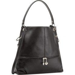 Torebka CREOLE - K10290  Czarny. Czarne torby na ramię damskie Creole. Za 259.00 zł.