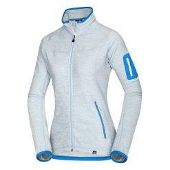Northfinder Bluza Damska Aubrianna Lightblue L. Szare bluzy damskie Northfinder, z polaru. Za 239.00 zł.