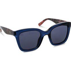 Okulary przeciwsłoneczne TOMMY HILFIGER - 1512/S Blue PJP. Okulary przeciwsłoneczne damskie marki QUECHUA. W wyprzedaży za 449.00 zł.