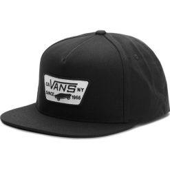Czapka z daszkiem VANS - Full Patch Snap VN000QPU9RJ True Black. Czarne czapki i kapelusze męskie Vans. Za 109.00 zł.