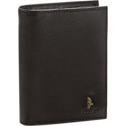 Duży Portfel Męski PUCCINI - 7825 Black. Czarne portfele męskie Puccini, ze skóry. Za 139.00 zł.