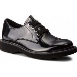 Półbuty CALVIN KLEIN JEANS - Ace S1288 Black. Czarne półbuty na co dzień męskie Calvin Klein Jeans, z jeansu. Za 769.00 zł.