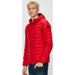 Jack & Jones - Kurtka. Czerwone kurtki męskie Jack & Jones, z poliesteru. W wyprzedaży za 169.90 zł.