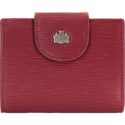 Portfel 03-1-362-3. Czerwone portfele damskie Wittchen. Za 299.00 zł.