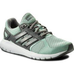 Buty adidas - Duramo 8 W CP8754  Ashgrn/Grethr/Grethr. Zielone obuwie sportowe damskie Adidas, z materiału. W wyprzedaży za 199.00 zł.