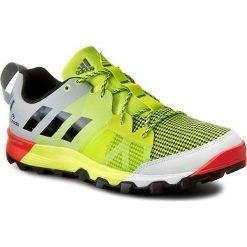 Buty adidas - Kanadia 8 Tr M AQ5846 Syello/Cblac. Szare buty sportowe męskie Adidas, z materiału. W wyprzedaży za 259.00 zł.