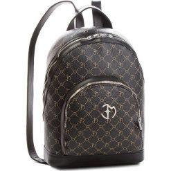 Plecak EVA MINGE - Madrid 4F 18NN1372654EF  101. Czarne plecaki damskie Eva Minge, ze skóry. W wyprzedaży za 499.00 zł.