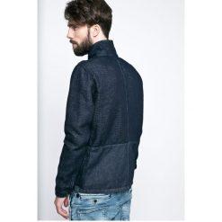 Pepe Jeans - Kurtka Coaster. Czarne kurtki męskie Pepe Jeans, z bawełny. W wyprzedaży za 479.90 zł.