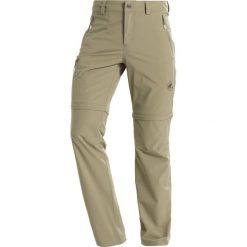 Mammut RUNBOLD ZIP OFF 2IN1 Spodnie materiałowe dolomite. Spodnie materiałowe męskie Mammut, z elastanu, sportowe. Za 539.00 zł.