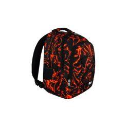 Plecak młodzieżowy St.Right Lava. Czerwona torby i plecaki dziecięce St-Majewski, z gumy. Za 117.99 zł.