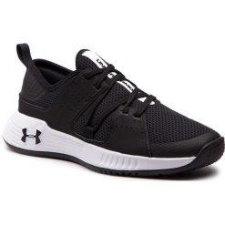 Buty UNDER ARMOUR - Ua Showstopper 2.0 3020542-001 Blk. Czarne buty sportowe męskie Under Armour, z materiału. W wyprzedaży za 279.00 zł.