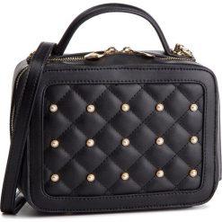 Torebka MONNARI - BAG2620-020 Black. Czarne torebki do ręki damskie Monnari, ze skóry ekologicznej. W wyprzedaży za 169.00 zł.