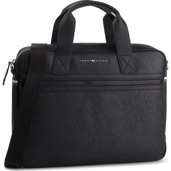 54f0dbf4649b2 Torba na laptopa TOMMY HILFIGER - Essntial Computer Bag AM0AM04621 ...