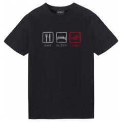 Koszulka ASUS ROG LIFESTYLE BLACK rozmiar S. Czarne t-shirty i topy dla dziewczynek Asus, z bawełny. Za 149.90 zł.