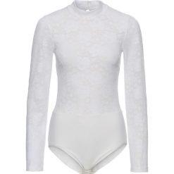 Body wyszczuplające bonprix biały. Bielizna wyszczuplająca marki bonprix. Za 49.99 zł.