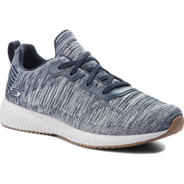 Sneakersy SKECHERS BOBS SPORT Total Hit 32506NVW NavyWhite