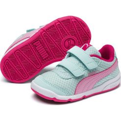 Puma Stepfleex 2 Mesh V PS Fair Aqua Pale Pink Fuchsia Purple 32