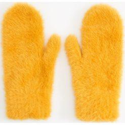 Rękawiczki z jednym palcem - Żółty. Żółte rękawiczki damskie Reserved. Za 39.99 zł.