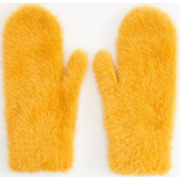 240c1c37afa7d5 Rękawiczki z jednym palcem - Żółty - Rękawiczki damskie Reserved. Za ...