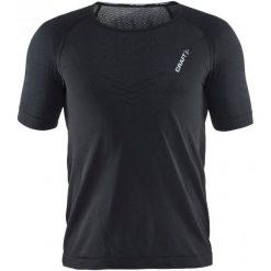 Craft Koszulka Triko Cool Intensity Ss Black S. Czarne koszulki sportowe męskie Craft, z krótkim rękawem. W wyprzedaży za 149.00 zł.