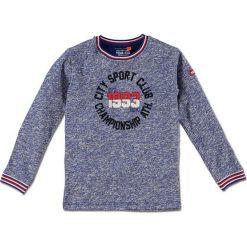 """Koszulka """"Jelle"""" w kolorze niebieskim. T-shirty dla chłopców marki Reserved. W wyprzedaży za 62.95 zł."""