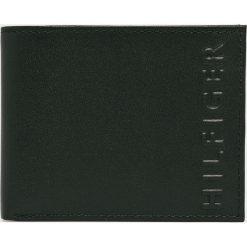 Tommy Hilfiger - Portfel skórzany. Czarne portfele męskie Tommy Hilfiger, z materiału. Za 229.90 zł.