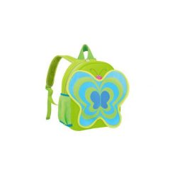 Plecak przedszkolny motyl zielony 920499. Zielone torby i plecaki dziecięce Easy, z materiału. Za 49.79 zł.
