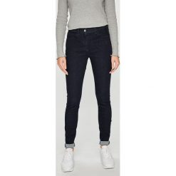 Calvin Klein - Jeansy. Niebieskie jeansy damskie Calvin Klein. Za 399.90 zł.