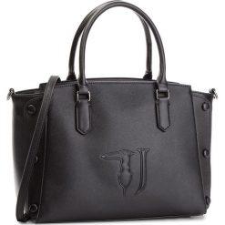 Torebka TRUSSARDI JEANS - Melissa 75B00454 K300. Czarne torby na ramię damskie TRUSSARDI JEANS. Za 639.00 zł.