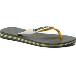 Japonki HAVAIANAS - Brasil Mix 41232064896 Green Olive. Klapki damskie marki Birkenstock. Za 99.00 zł.