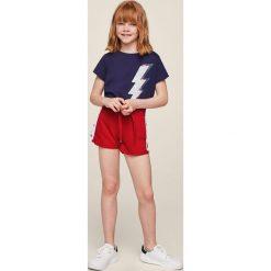Mango Kids - Szorty dziecięce Light 110-164 cm. Spodenki dla dziewczynek marki Pulp. Za 49.90 zł.