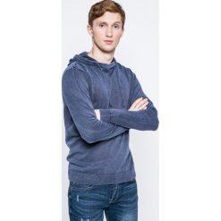 Tokyo Laundry - Sweter. Szare swetry przez głowę męskie Tokyo Laundry, z bawełny, z kapturem. W wyprzedaży za 59.90 zł.