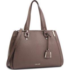 Torebka LIU JO - L Double Zip Satchel N68012 E0033 Ginger 81306. Brązowe torebki do ręki damskie Liu Jo, ze skóry ekologicznej. Za 689.00 zł.